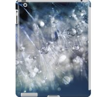 New Year's Blue Champagne  iPad Case/Skin