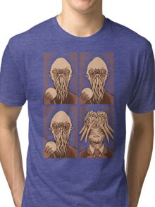 Ood One Out - Dalek Tri-blend T-Shirt