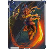 Turning the Tables iPad Case/Skin