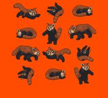 Red Pandas Kids Tee