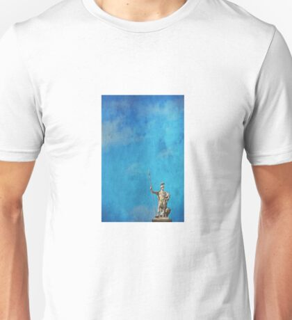 Statue Of Fortitude Unisex T-Shirt