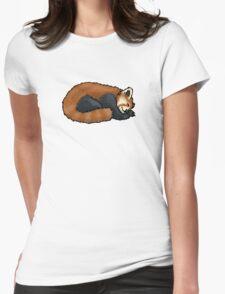 Red Panda sleeping T-Shirt