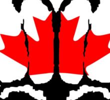 Oh Canada! Sticker