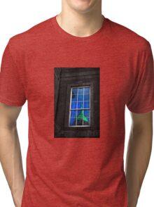 Dublin Castle (Reflection) Tri-blend T-Shirt