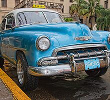 Cuba Car 2 by DerekWells