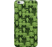 Breaking Bad Characters - Lime Green iPhone Case/Skin