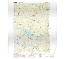 USGS TOPO Map New Hampshire NH New London 329710 1998 24000 Poster