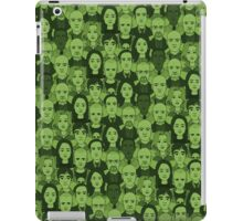 Breaking Bad Characters - Lime Green iPad Case/Skin