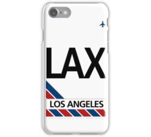 Los Angeles - LAX iPhone Case/Skin