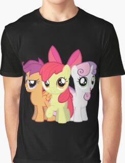 My Little Pony: Cutie Mark Crusaders Graphic T-Shirt