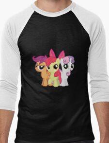 My Little Pony: Cutie Mark Crusaders Men's Baseball ¾ T-Shirt