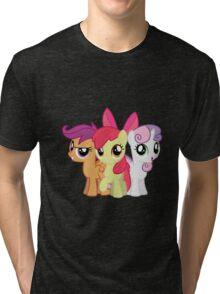 My Little Pony: Cutie Mark Crusaders Tri-blend T-Shirt