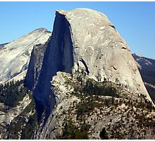 Glacier Point View of Half Dome Photographic Print