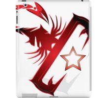The Red Scorpion iPad Case/Skin