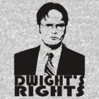 Dwight's Right's by AdeGee