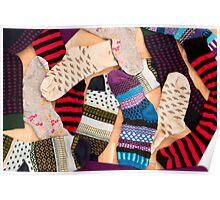 Christmas Socks Poster