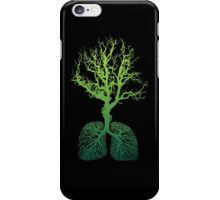 Green Earth Lungs iPhone case iPhone Case/Skin