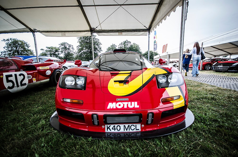 McLaren F1 GTR by Adam Kennedy