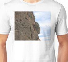 Face the rock_2 Unisex T-Shirt