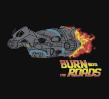 Burn the Roads by Stixanimated