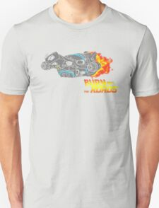 Burn the Roads Unisex T-Shirt