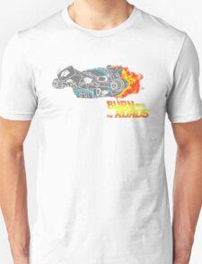 Burn the Roads Unisex T-Shirt