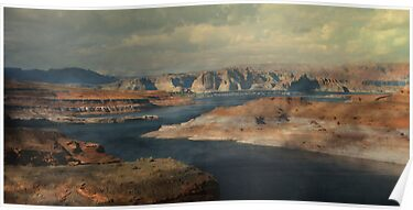 &quot;Lake Powell&quot; by peaky40