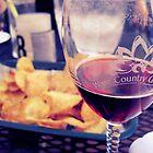 Wine Afternoon by LaurelMuldowney
