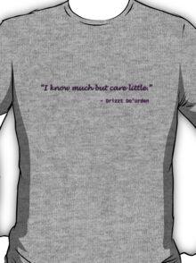 Drizzt Do'Urden T-Shirt