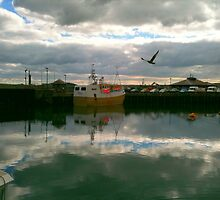 Padstow Harbour by Moonwitch