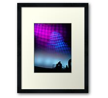 Colour and Shape Framed Print