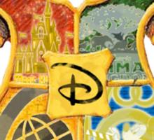 Disney Potter Sticker