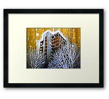 """The Citadel"" Framed Print"