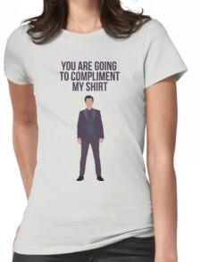 Killgrave Purple Man - Jessica Jones Womens Fitted T-Shirt