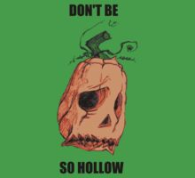 Scarecrow - Dont be so hollow! by tribal191983