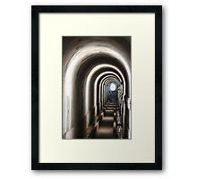 Lisbon Aqueduct 7522 Framed Print