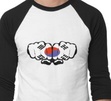 South Korea! Men's Baseball ¾ T-Shirt