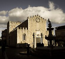 Church by georges-henri