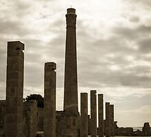 Factory Ruins by georges-henri