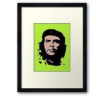 CHE GUEVARA (ICONIC) Framed Print