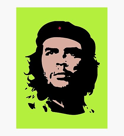 CHE GUEVARA (ICONIC) Photographic Print