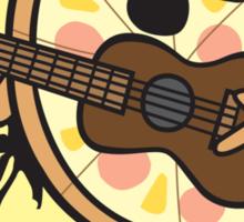 Hawaiian Pizza Sticker