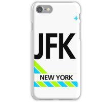 New York JFK iPhone Case/Skin