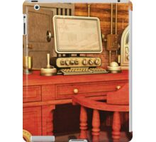 Steampunk Office iPad Case/Skin