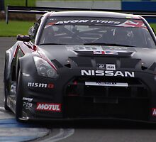 British GT3 - #35 - Nissan GTR GT3 Nismo - Buncombe / Mardenborough by motapics