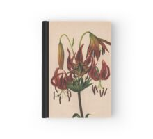 Turk's-cap Lily-Available As Art Prints-Mugs,Cases,Duvets,T Shirts,Stickers,etc Hardcover Journal