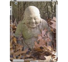 budda iPad Case/Skin
