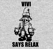 Vivi Says Relax - Transparent Unisex T-Shirt