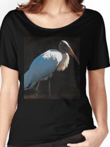 Wood Stork Women's Relaxed Fit T-Shirt