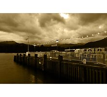 Quay at Windermere Photographic Print